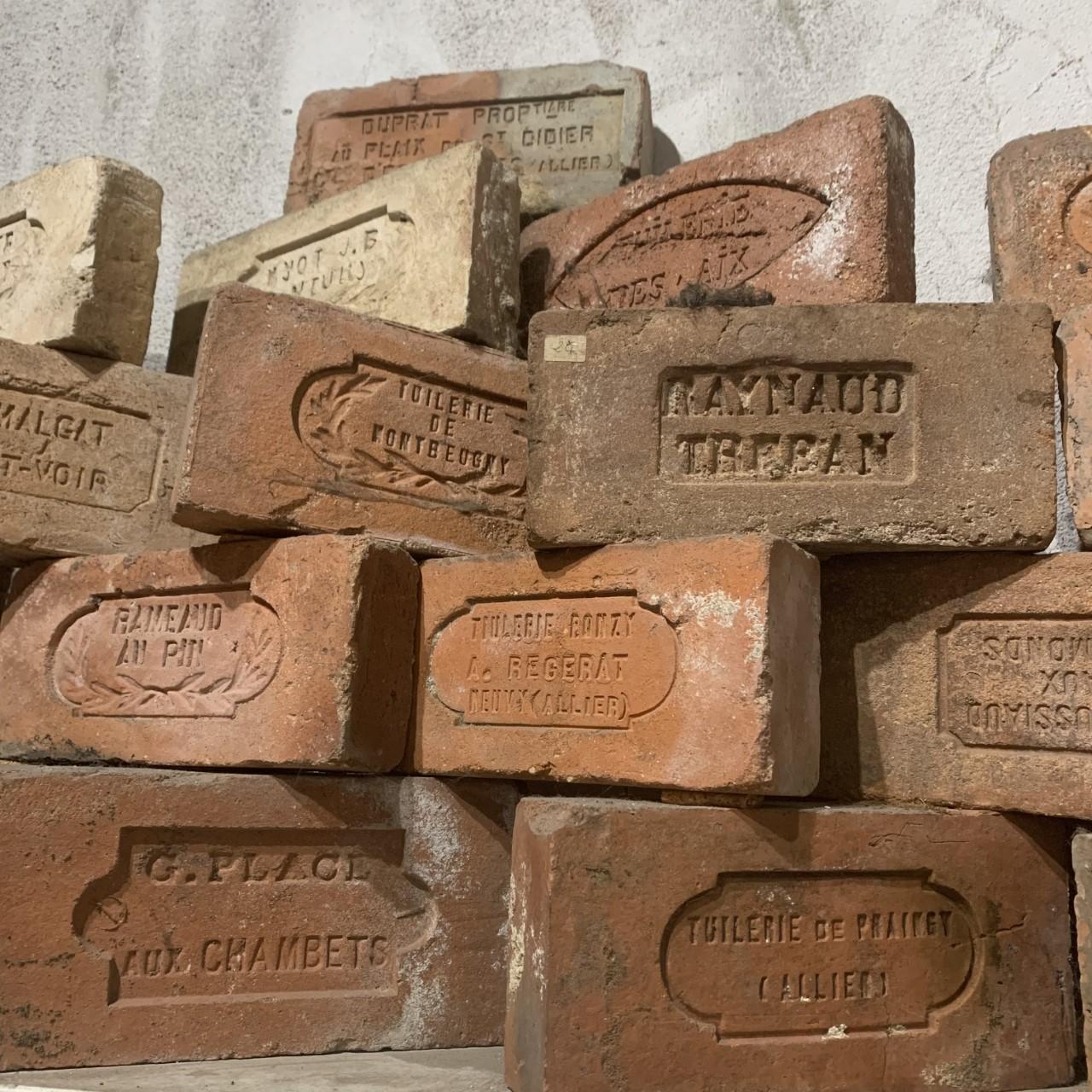 Briques de l'Allier
